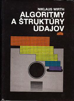 Algoritmy a štruktúry údajov obálka knihy