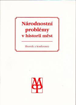 Národnostní problémy v historii měst obálka knihy