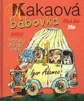 Kakaová bábovka obálka knihy