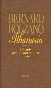 Athanasia neboli Důvody pro nesmrtelnost duše obálka knihy