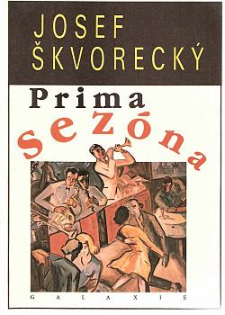 Prima sezóna obálka knihy