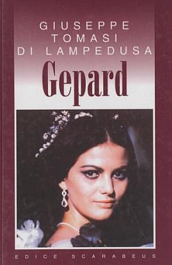 Gepard obálka knihy