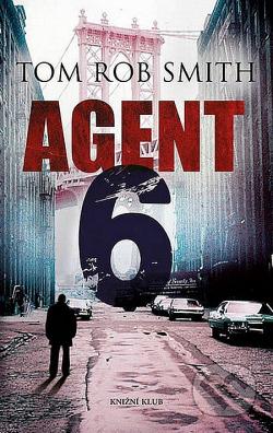Agent 6 obálka knihy