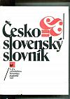 Česko-slovenský slovník