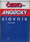 Česko - anglický slovník