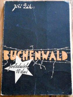 Deset posledních dnů - Buchenwald obálka knihy