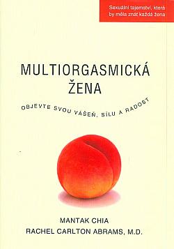Multiorgasmická žena obálka knihy