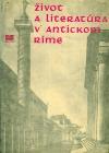 Život a literatúra v antickom Ríme