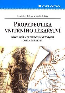 Propedeutika vnitřního lékařství obálka knihy