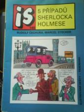 5 Případů Sherlocka Holmese