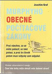 Murphyho obecné počítačové zákony obálka knihy
