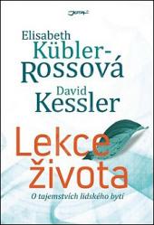 Lekce života obálka knihy