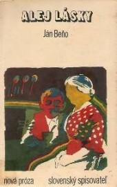 Alej lásky obálka knihy