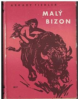 Malý bizon obálka knihy