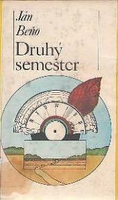 Druhý semester obálka knihy