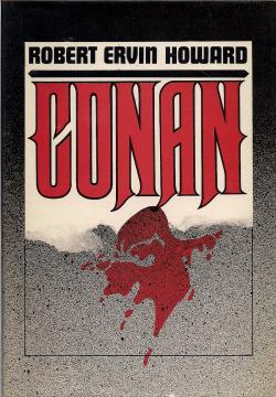 Conan obálka knihy
