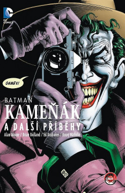 Batman: Kameňák a další příběhy obálka knihy