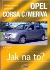 Údržba a opravy automobilů Opel Corsa C, Opel Meriva, Opel Combo