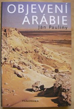 Objevení Arábie obálka knihy