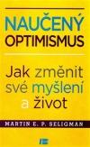 Naučený optimismus obálka knihy