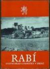 Rabí - státní hrad a památky v okolí