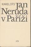 Jan Neruda v Paříži