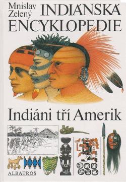 Indiánská encyklopedie obálka knihy
