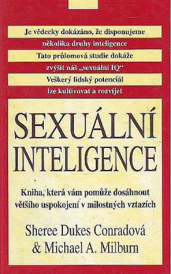 Sexuální inteligence obálka knihy