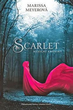 Jako letět ve stíhačce. | Scarlet