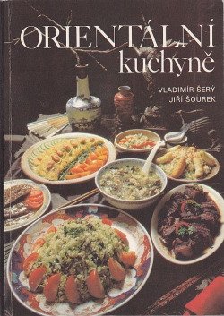 Orientální kuchyně obálka knihy