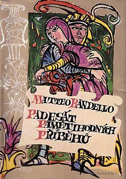 Padesát pamětihodných příběhů obálka knihy