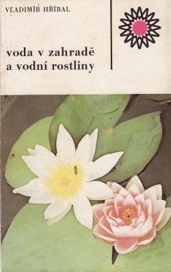 Voda v zahradě a vodní rostliny obálka knihy