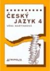Český jazyk 4 obálka knihy