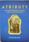 Atributy vybraných biblických postav, světců a blahoslavených