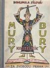 Mury-Bury kouzelník