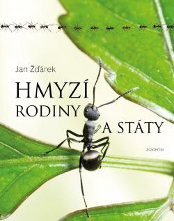 Hmyzí rodiny a státy obálka knihy