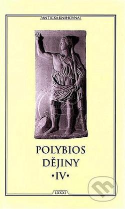 Dějiny IV obálka knihy