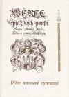 Věnec pražských pověstí obálka knihy