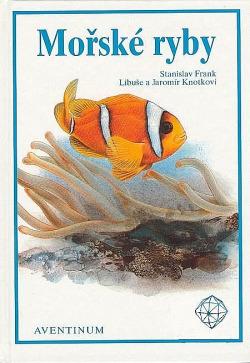 Mořské ryby obálka knihy
