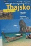 Thajsko obálka knihy