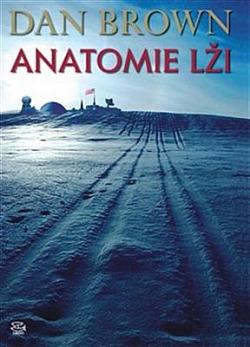 Anatomie lži obálka knihy