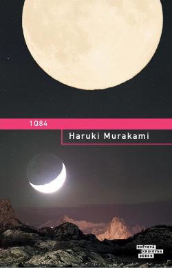 1Q84: Kniha 3 obálka knihy