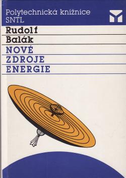 Nové zdroje energie obálka knihy