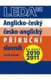 Anglicko-český a česko-anglický příruční slovník - na roky 2010 - 2011