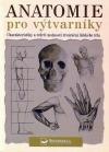 Anatomie pro výtvarníky obálka knihy