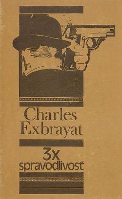 3x spravodlivosť obálka knihy