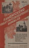 Kamenického toulky po Československé republice díl 2.