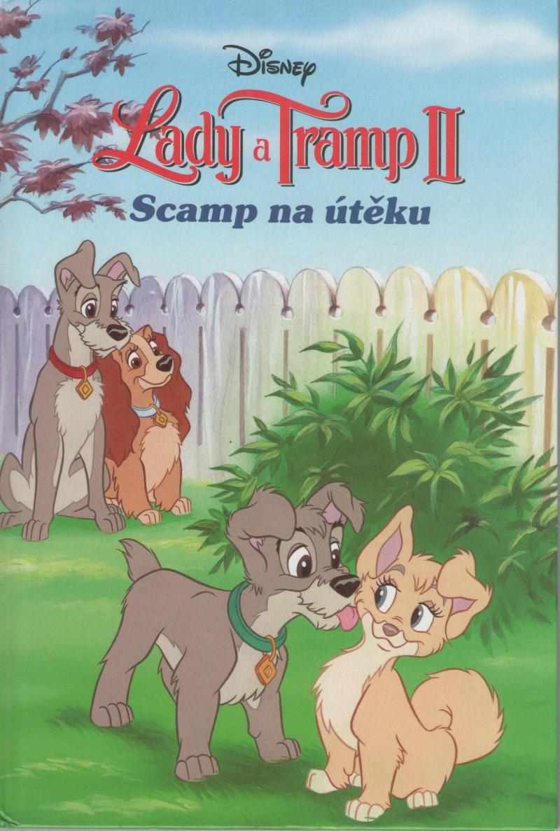 Výsledek obrázku pro kniha lady a tramp