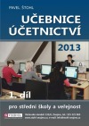Učebnice Účetnictví 2013 - 1.díl