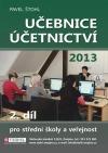 Učebnice Účetnictví 2013 - 2. díl